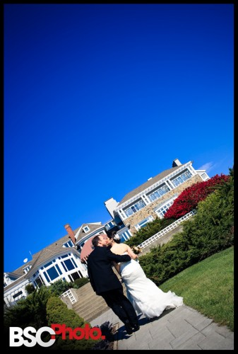 Photojournalistic Connecticut wedding photographer at The Waters Edge in Westbrook