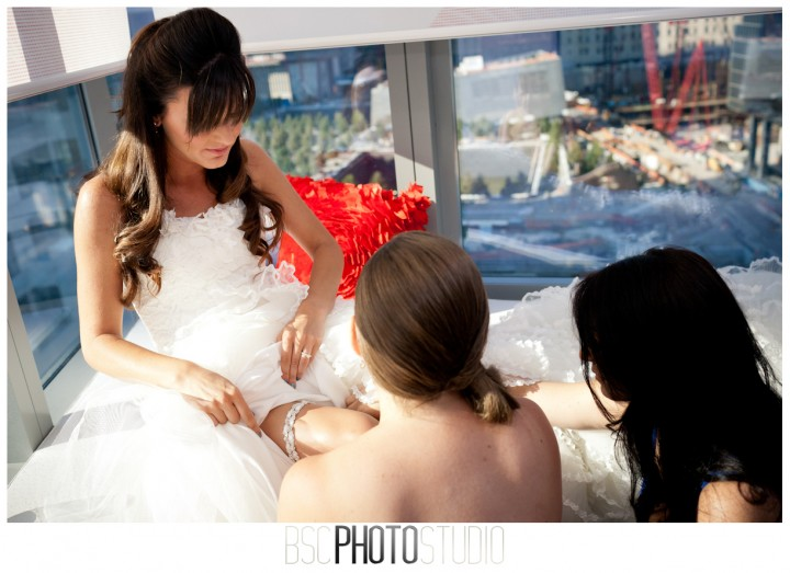 Modern New York Wedding Photographer and Photojournalist W hotel