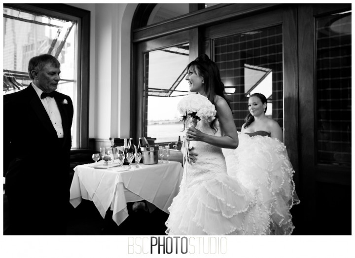 Modern New York Wedding Photographer Sequoia