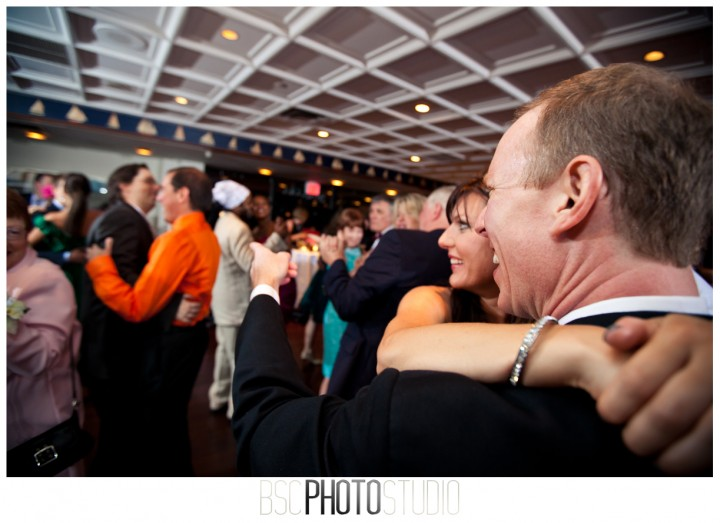 Sequoia NYC wedding Reception Photography