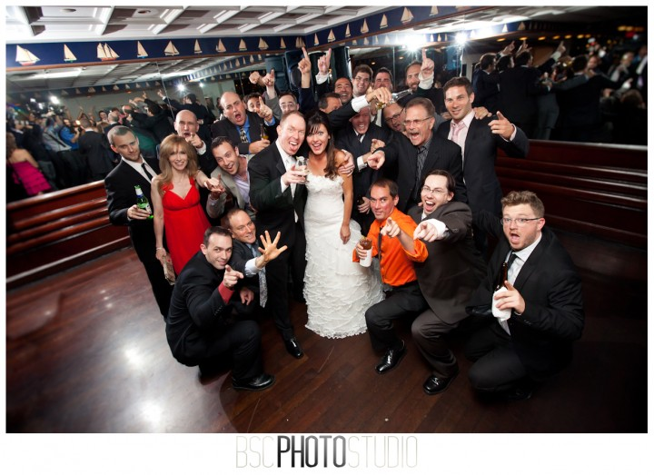 Stern Show Crew Wedding Pictures